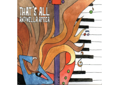 Antonella Aprea – That's all