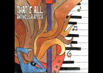 Antonella Aprea – That's all