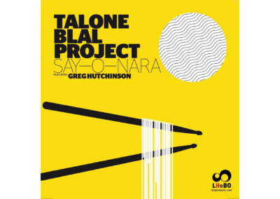 Talone/Blal Project – Say-o-nara